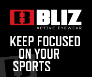 BLIZ - Keep focused on your sports